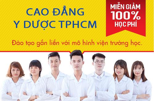 Cao đẳng Y dược TPHCM địa chỉ đào tạo Dược sĩ hàng đầu