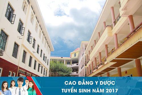 Xét tuyển theo học tại Cao đẳng Y Dược TPHCM năm 2017