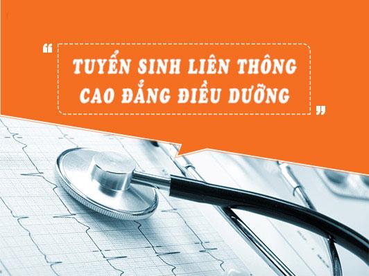 Liên thông Cao đẳng Điều Dưỡng công việc thể hiện sự tận tâm của nhân viên y tế