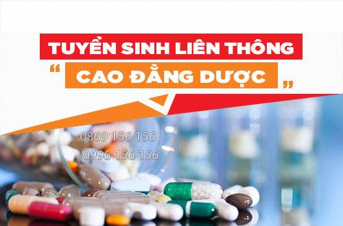Cao đẳng Y Dược TPHCM địa chỉ uy tín đào tạo Liên thông Cao đẳng Dược