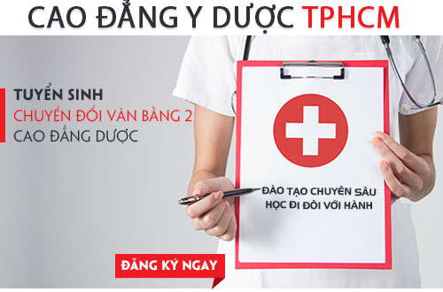 Cao đẳng Y dược TPHCM địa chỉ đào tạo Dược sĩ uy tín