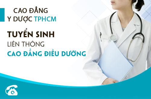 Theo học Cao đẳng Điều dưỡng tại Cao đẳng Y dược TPHCM là lựa chọn đúng đắn