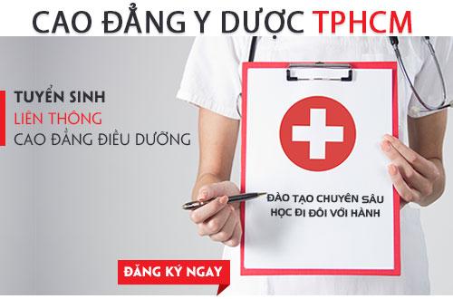 Liên thông Cao đẳng Điều dưỡng TPHCM lựa chọn đúng đắn của nhiều thí sinh