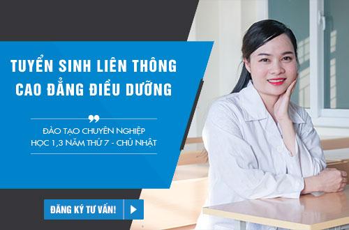 Cao đẳng Y Dược TPHCM địa chỉ uy tín đào tạo liên thông Cao đẳng Điều Dưỡng