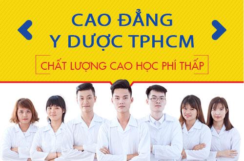 Cao đẳng Y dược TPHCM địa chỉ đào tạo ngành Dược chất lượng hàng đầu