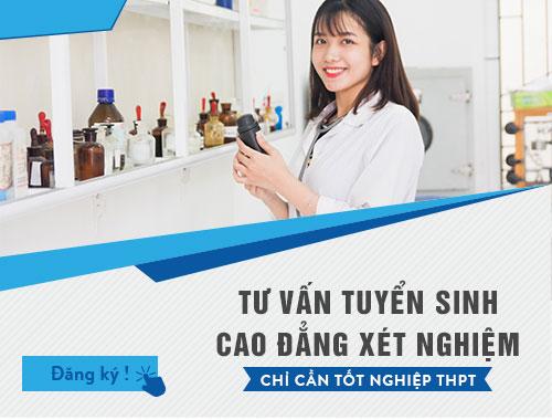 Cao đẳng Y dược TPHCM địa chỉ đào tạo kỹ thuật Xét nghiệm viên uy tín