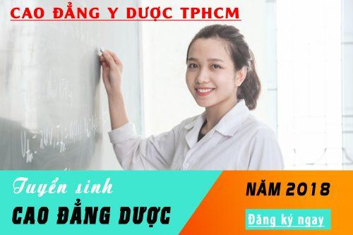 Cao đẳng Y dược TPHCM địa chỉ đào tạo Dược sĩ chất lượng