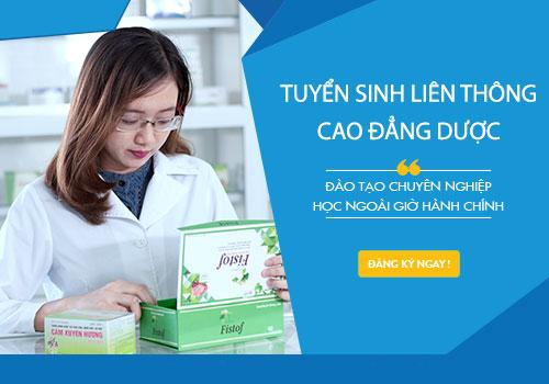 Hồ sơ học Liên thông Cao đẳng Dược TPHCM năm 2018