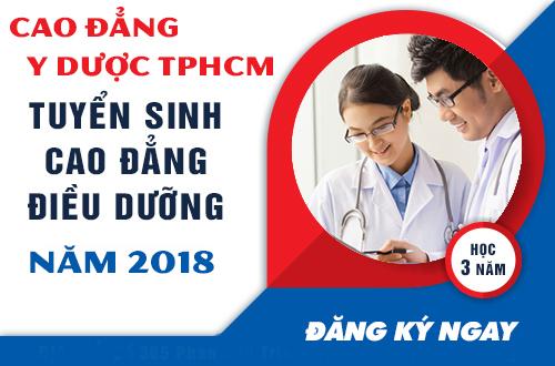Cao đẳng Y dược TPHCM địa chỉ đào tạo Điều dưỡng viên chất lượng