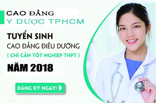Cao đẳng Y dược TPHCM địa chỉ đào tạo Điều dưỡng viên đáng tin cậy