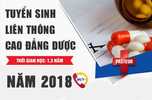 Mẫu hồ sơ đăng ký Liên thông Cao đẳng Dược TPHCM năm 2018