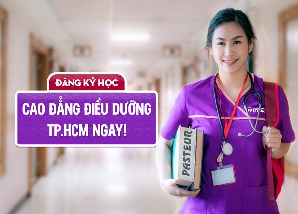 Tuyển sinh Cao đẳng Điều dưỡng 2019