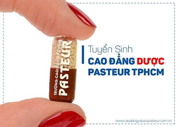Học Cao đẳng Dược Pasteur năm 2019 chỉ cần tốt nghiệp THPT
