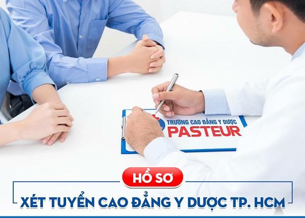 Hồ sơ đăng ký xét tuyển Cao đẳng Dược Pasteur năm 2019