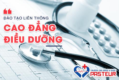 Đào tạo Liên thông Cao đẳng Điều dưỡng TPHCM năm 2019