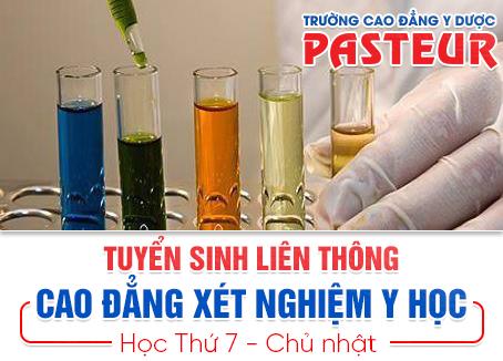 Quy chế tuyển sinh Liên thông Cao đẳng Xét nghiệm TPHCM năm 2019