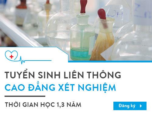 Trường Cao đẳng Y Dược Pasteur TP.HCM đào tạo chất lượng