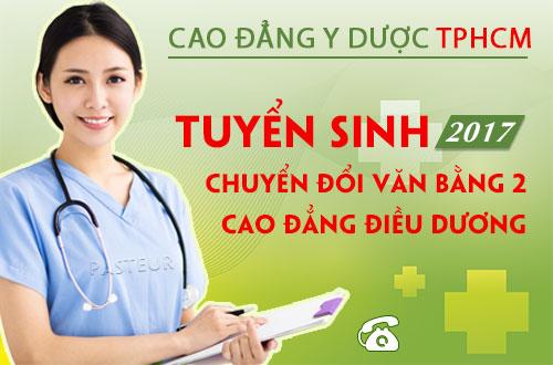 Cao đẳng Y dược TPHCM địa chỉ đào tạo Điều dưỡng viên chất lượng hàng đầu