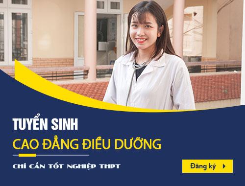 Cao đẳng Y dược TPHCM địa chỉ đào tạo Điều dưỡng viên hàng đầu