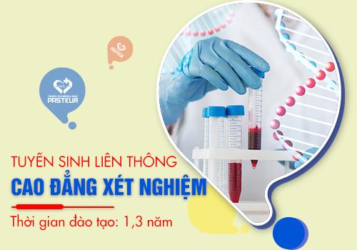 Ngành Xét nghiệm đóng vai trò quan trọng trong hệ thống Y tế