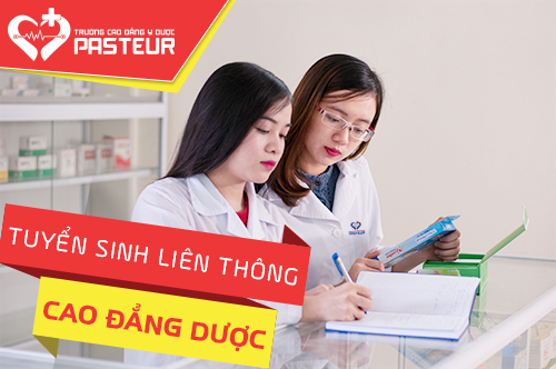 Điều kiện nộp hồ sơ đăng ký học Liên thông Cao đẳng Dược TPHCM năm 2019