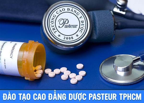 Đào tạo Cao đẳng Dược Pasteur TPHCM